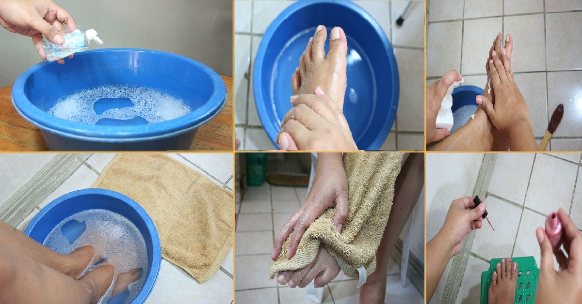 How to do a foot spa at home page 3 of 3 maxdio for How to make a spa at home