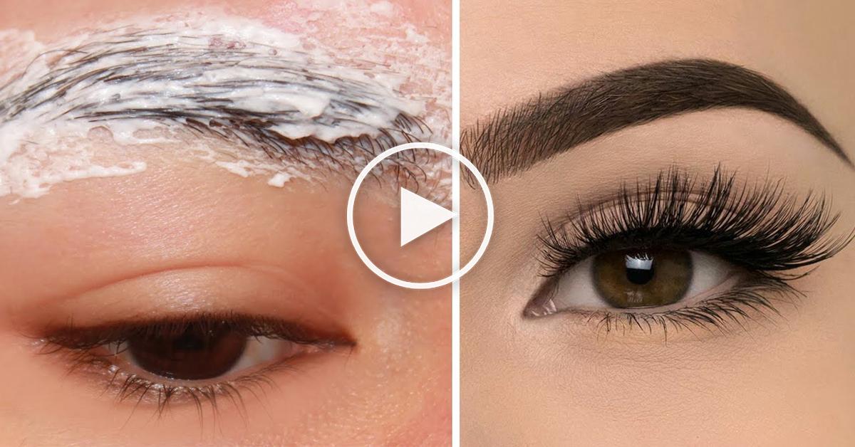 How To Shape Eyebrows | Get Suitable Eyebrow Styles - Maxdio