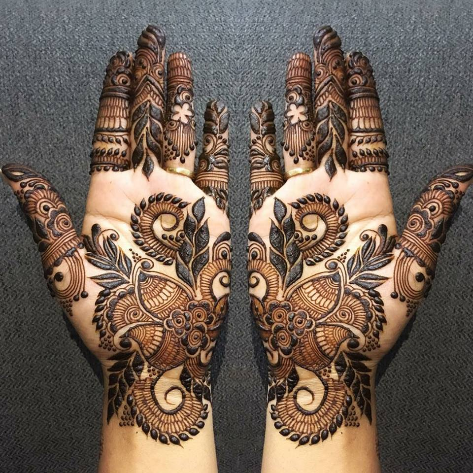 Bridal Designs: Top 200 Mehndi Designs & Different Types Of Henna Designs