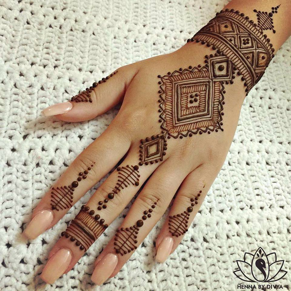 Top 200 Mehndi Designs Different Types Of Henna Designs