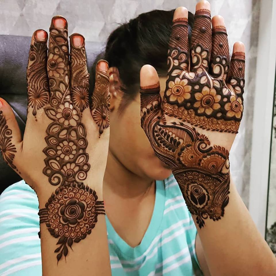 Best Henna Designs: Top 200 Mehndi Designs & Different Types Of Henna Designs