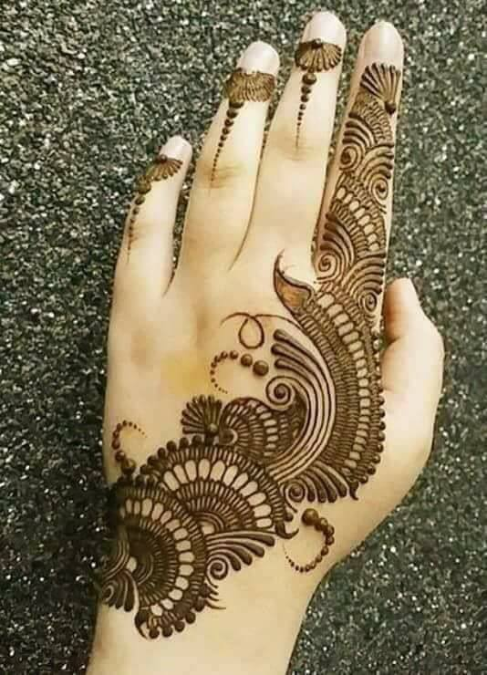 top 200 mehndi designs different types of henna designs. Black Bedroom Furniture Sets. Home Design Ideas