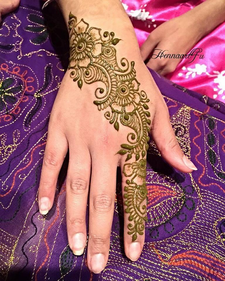Top 200 Mehndi Designs & Different Types Of Henna Designs