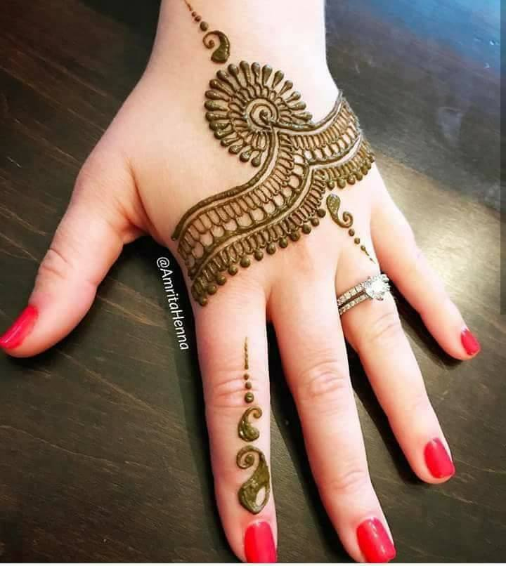 Top 200 Mehndi Designs Different Types Of Henna Designs