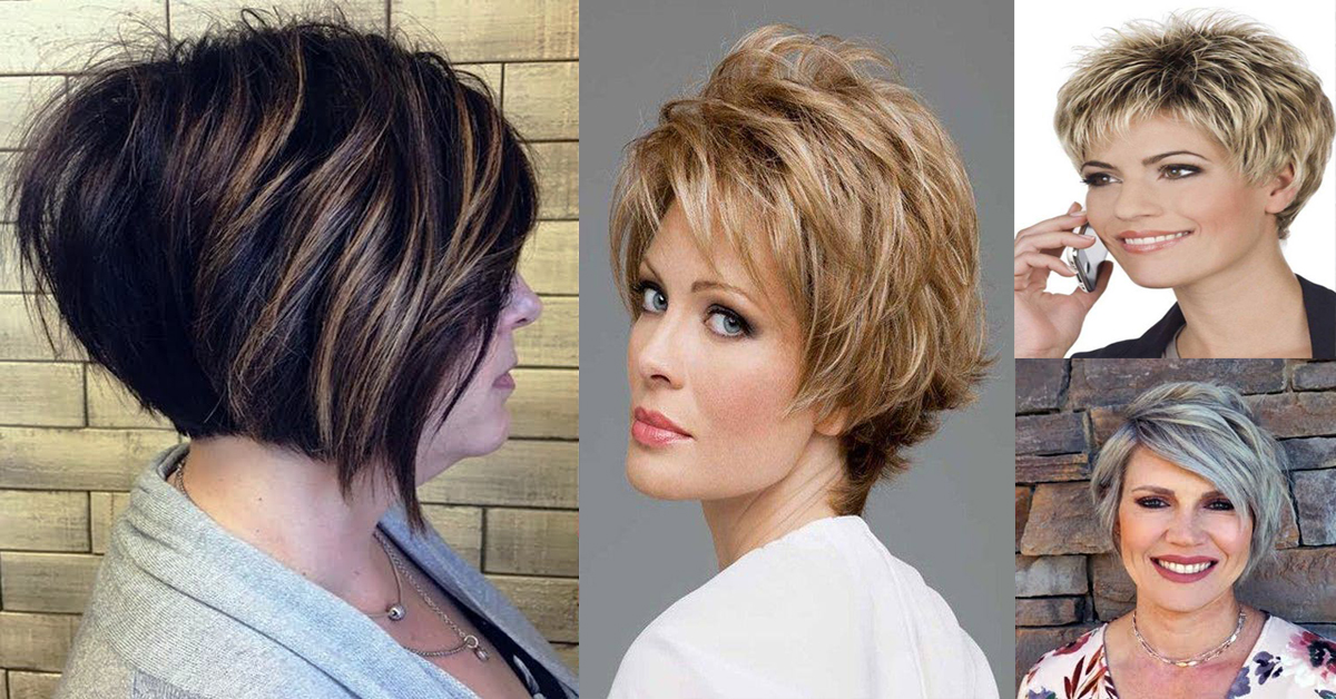 Fabulous Choices Of Hairstyles For Older Women - Maxdio