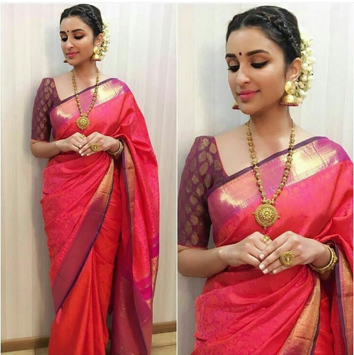 Saree Hairstyles For Women: Top Stylish Hairstyles For Sarees Every Woman Should Try